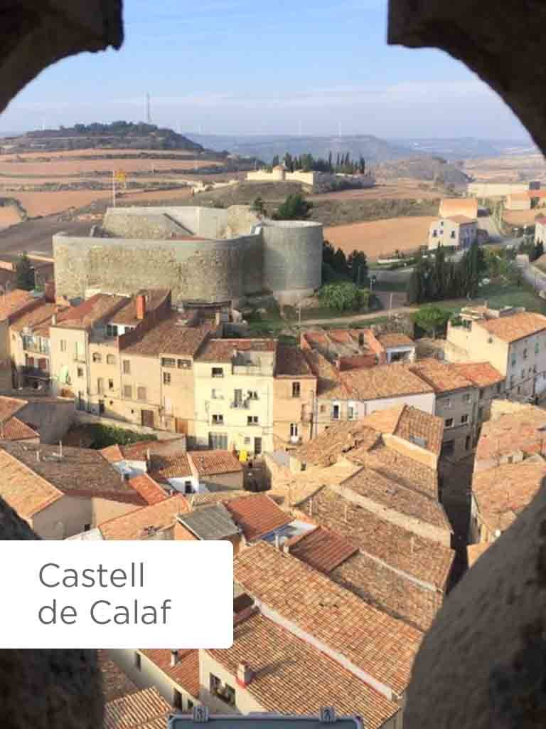 castell calaf