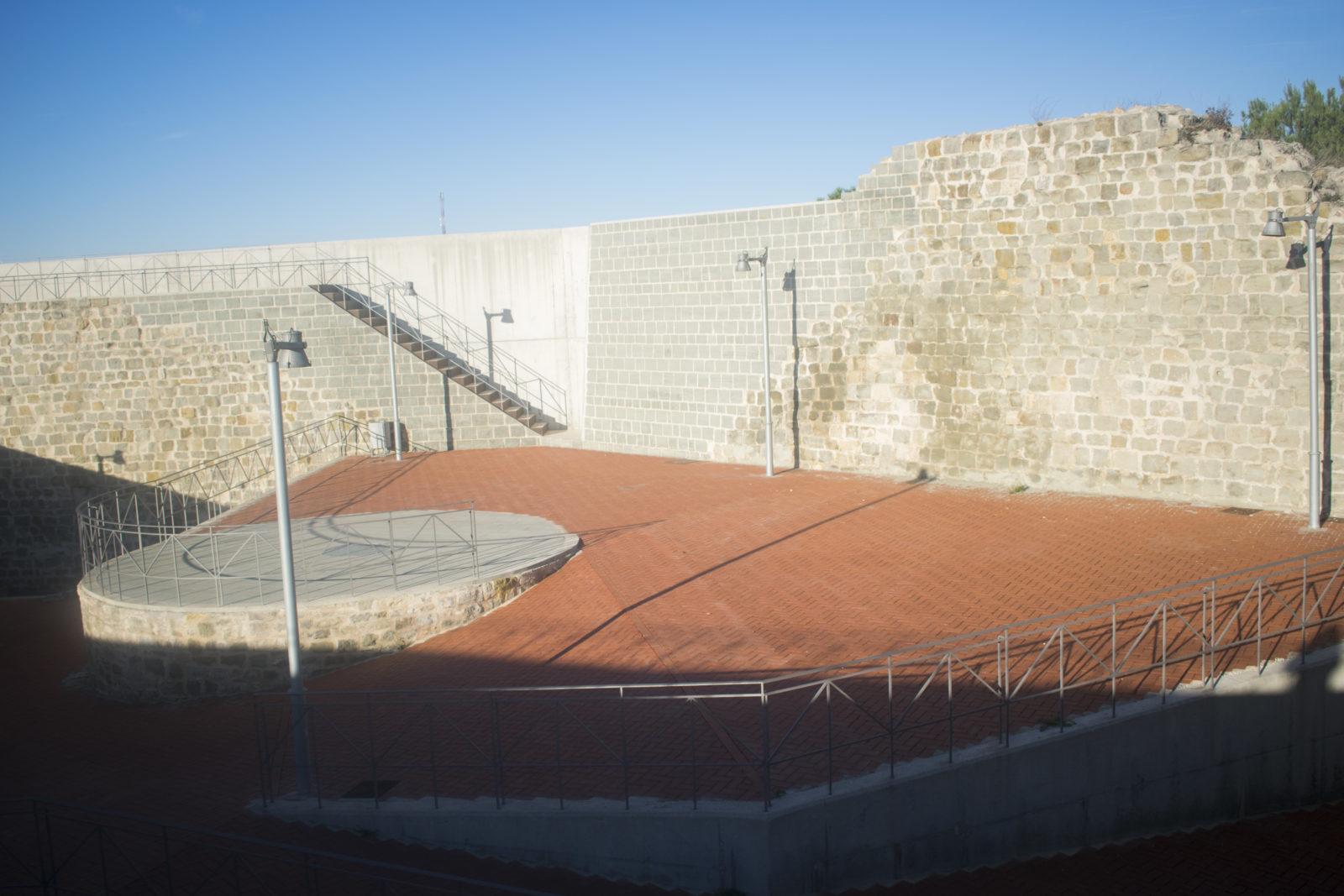 castell interior